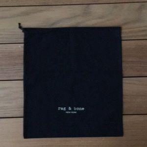 """Handbags - Rag & Bone Dust Bag 14""""x 13.5"""""""